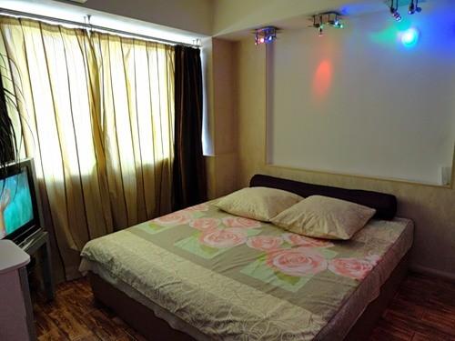 Кровать в гостинице на час